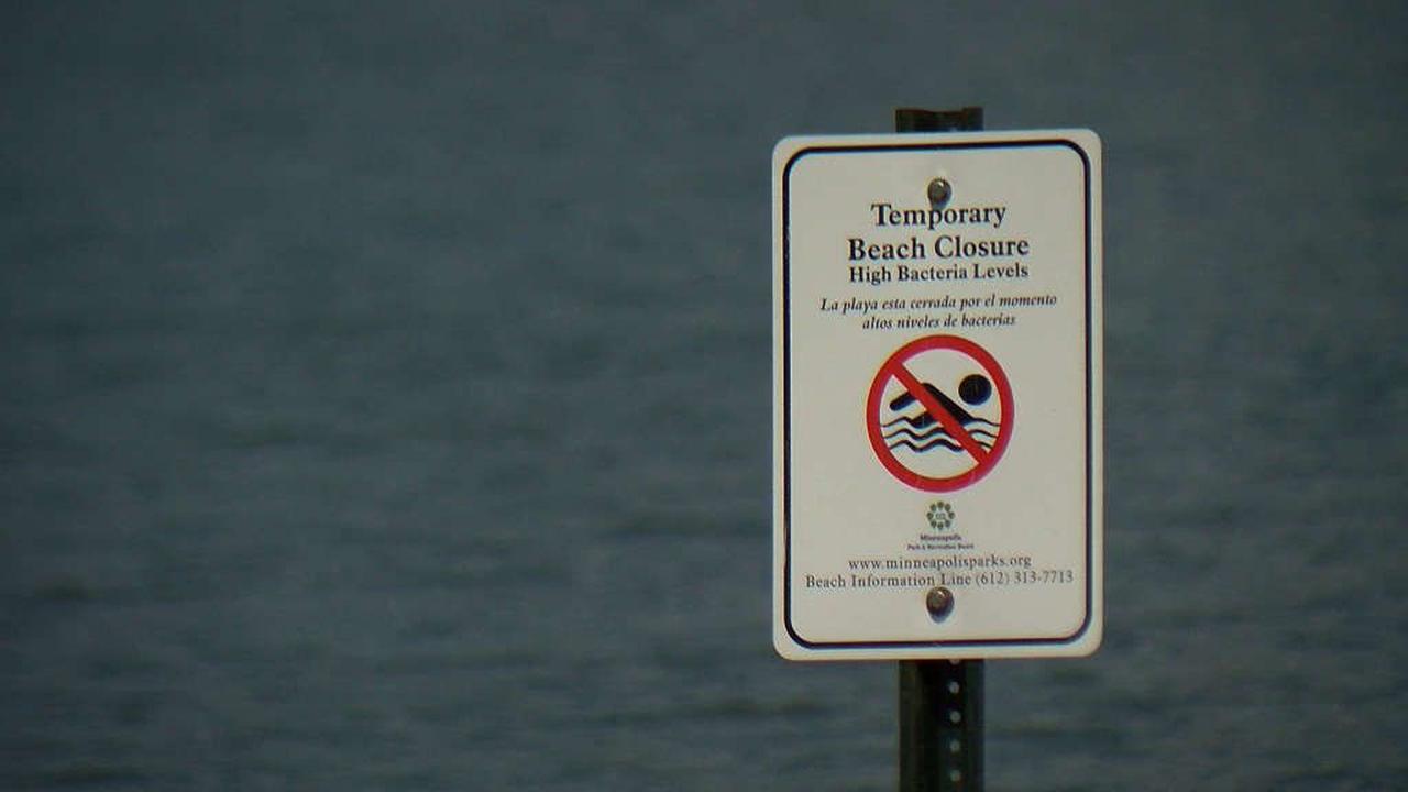 High E. Coli Levels Close Lake Hiawatha, Bde Maka Ska Thomas Beaches