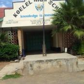 What Is Wrong With Our Kids! Koelel High School Closes Indefinitely Following Students Unrest