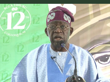 Bola Tinubu shows he is a human prone to mistakes