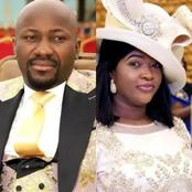 Apostle Suleman's Wife Celebrates Birthday Today, See 8 Photos From The Birthday Celebration