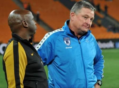 Kaizer Chiefs lost Everything says Brandon Peterson.