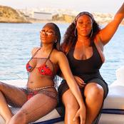 After Staying 12 Years Overseas, See The Current Looks Of 2 Nigerian Sisters That Sparked Reactions