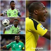 Top Super Eagles Players Of The Decade (2010-2019)