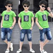 Checkout Some Trendy Shirts And Jeans Kids Can Rock This Weekend