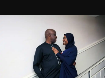 Check Out What Aisha Yusuf Said About Her Husband, That Got Lot Of Reactions