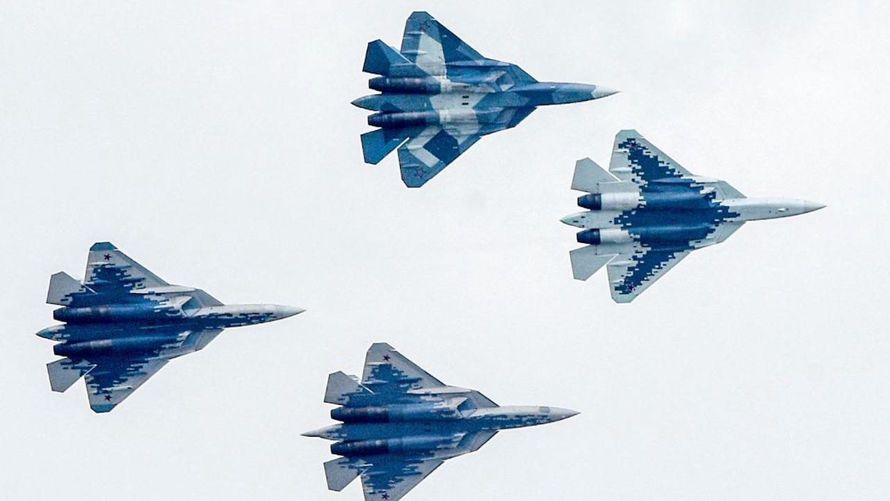 Avec le Su-57, l'aviation russe met un pied dans le futur