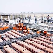 Photos: Gov Umahi is Working As Ebonyi International Airport Takes Shape