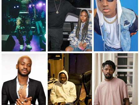 Don Jazzy now has 2 Ladies and 5 Guys signed to his music label, meet all his musicians