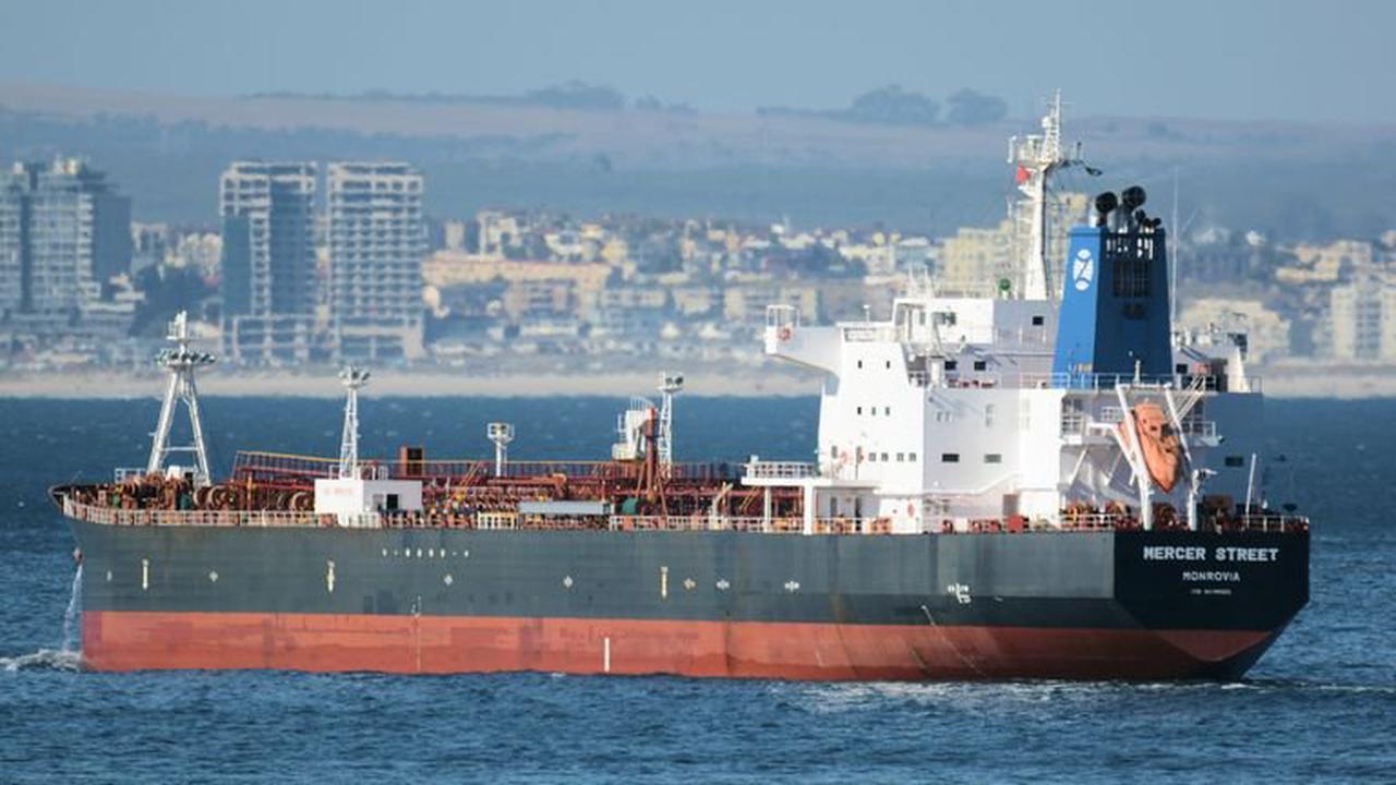 Briton among two killed in attack on tanker in Arabian Sea