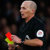 Premier league referees statistics for 2019/2020
