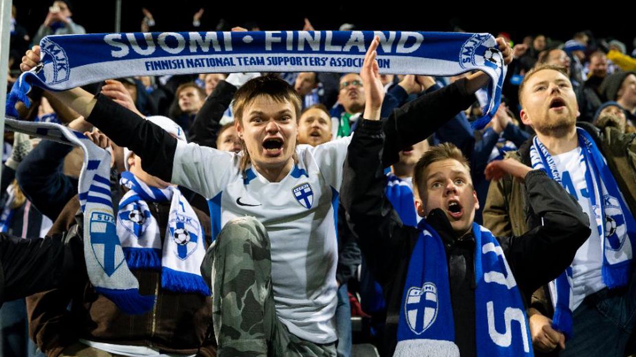 Бельгия и Финляндия призвали своих граждан не отправляться в Россию на матчи Евро-2020
