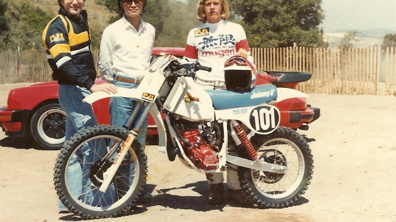 Johnny O'Mara on Honda Mugen & Racing Young Like Jett Lawrence