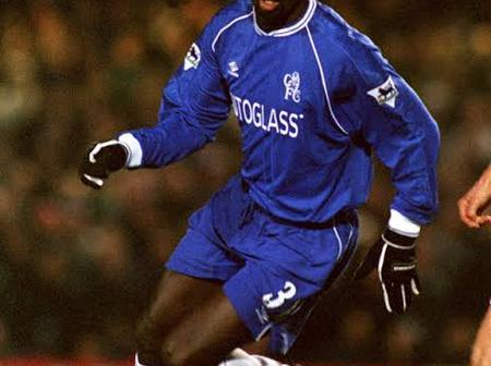 Meet Chelsea's former striker who is now the President of a country.
