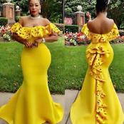 17 Yellow Ankara Styles Made Perfect For You.