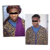 Nigerian Man Commits Crime In Libya, Disguises As Woman
