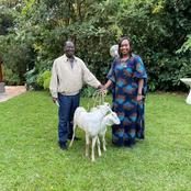 Nairobi Acting Governor, Kananu Visits Baba Bearing Gifts, What's Cooking?