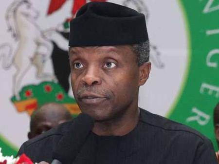 Osinbajo was born at this hospital- Check it out