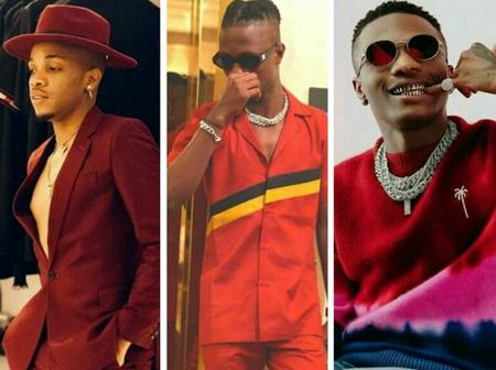 Who Is More Talented Between Alhaji Tekno, Laycon And Wizkid In The Music Aspect? (See Photos)