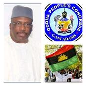 OPC Blasts Dambazau, Ex Interior Minister For Comparing OPC & IPOB To Boko Haram Terrorist.