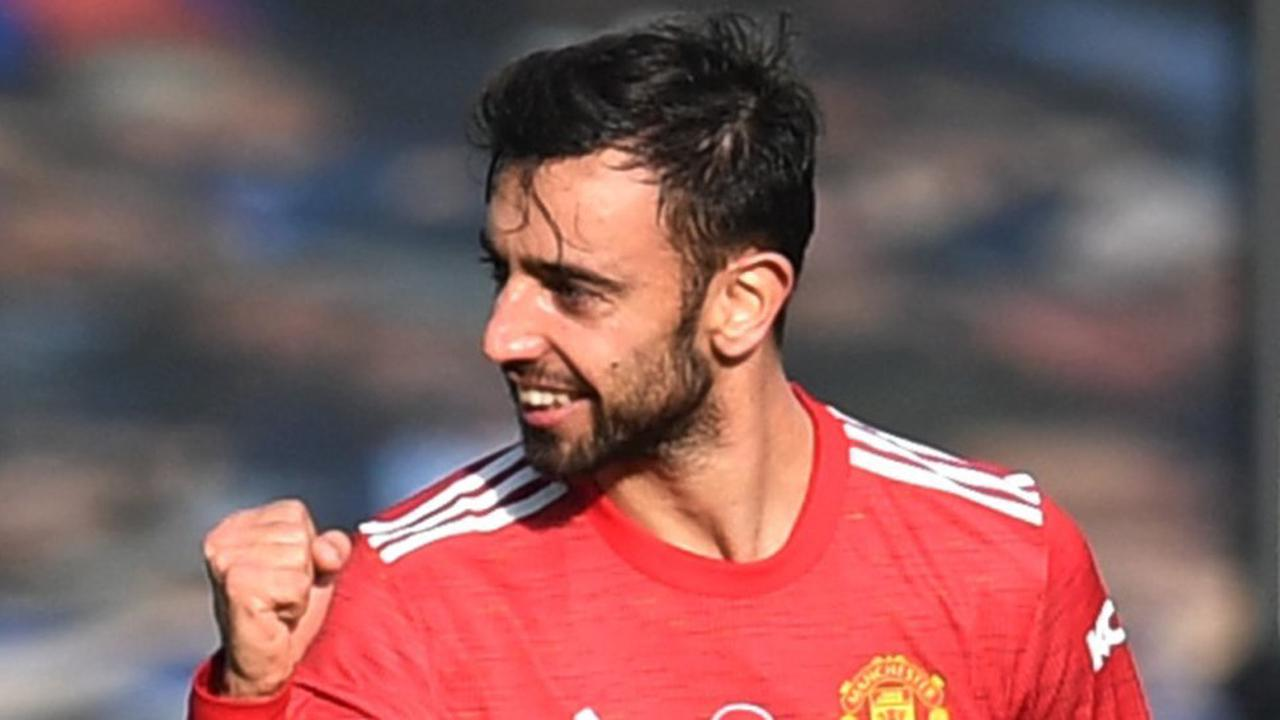 Fernandes widely captained as United's Triple Gameweek gets underway at Villa Park