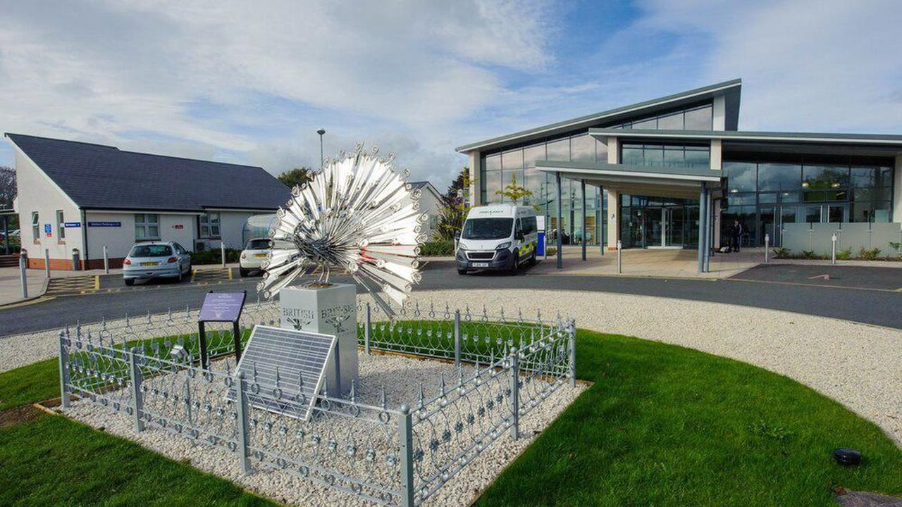 Vote opens as finalists named in Shropshire hospital awards