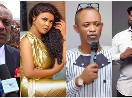 Nana Ama Mcbrown and father Dickson must be arrested as well - lawyer Ampaw