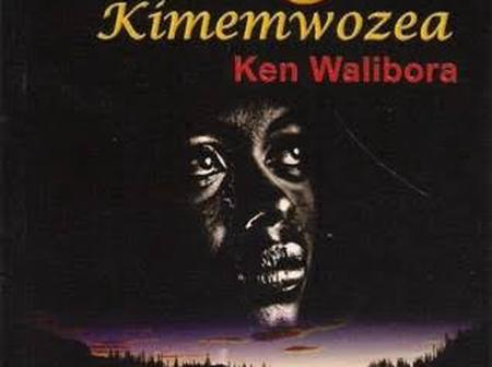 Untold Story of The late Ken Walibora Kenyan Author About