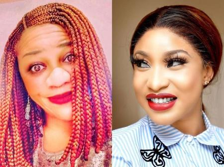 Nigerian Blogger Lambaste Tonto Dikeh On Instagram