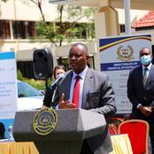 UN, Germany, European Union Reward DCI Even as DP Ruto's Battalion Calls For Kinoti Firing