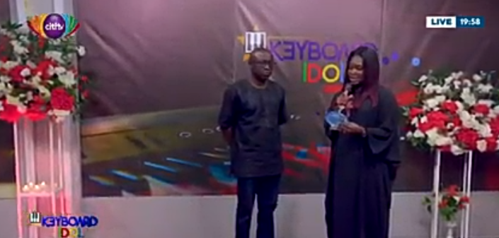 9684b75517569dfdcb32d21af4f285de?quality=uhq&resize=720 - All Black As CITI TV Keyboard Idol Contestants mourns the late Chris Tamakloe (Photos)