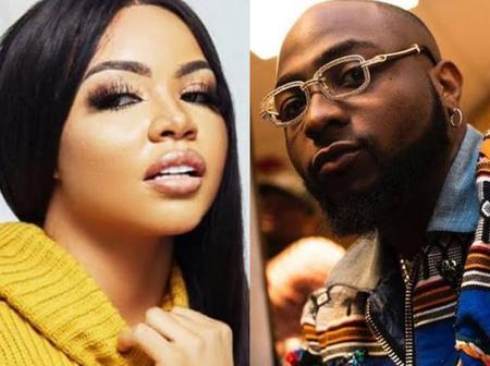 After featuring in Davido's music video, Nengi allegedly clash with Davido