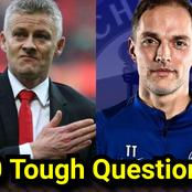Answer These Tough 10 Riddles About Chelsea vs Man United