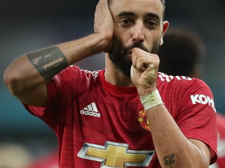 Bruno fernandes becomes the first player in premier league history to achieve a stunning record
