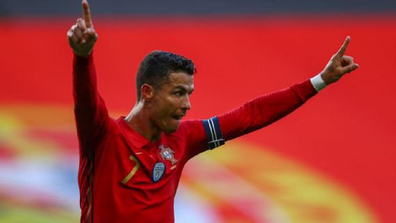 Ronaldo's remarkable goal record: Can Portugal's star break the men's mark at Euro 2020?