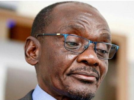 Zimbabwe second Vice president Kembo Mohadi resigns