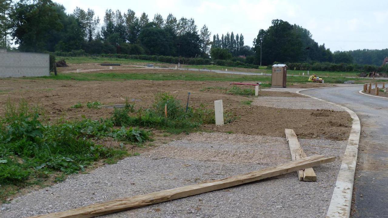 Reclinghem : retardé par les fouilles archéologiques, l'écoquartier sort de terre
