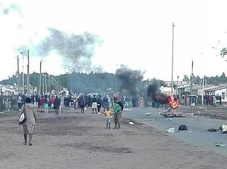 More drama in Welkom Free State
