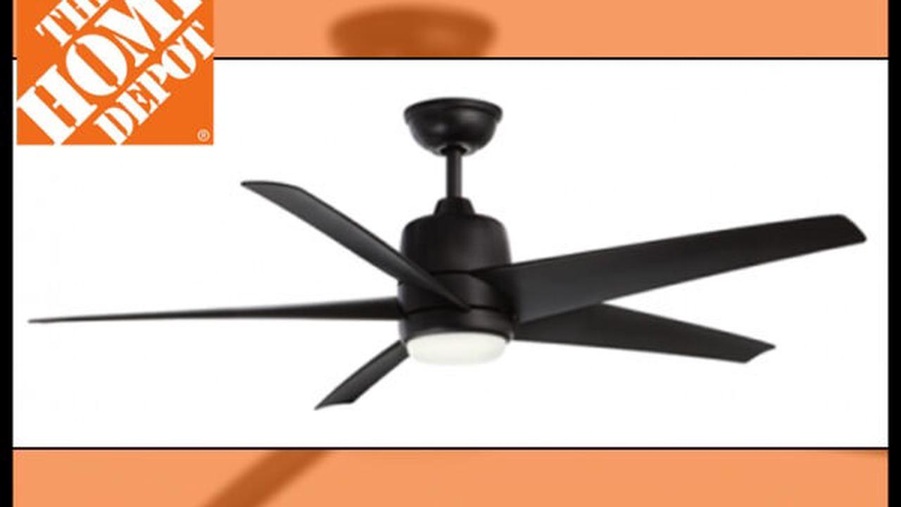 Home Depot Recalls Thousands Of Ceiling Fans