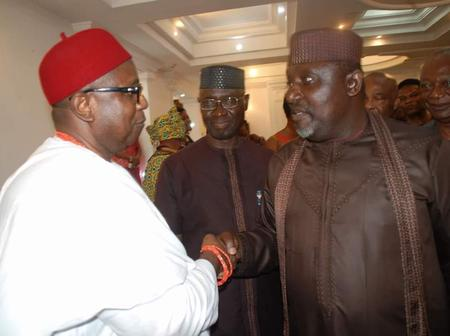 Okorocha Vs Ilomuanya: Former governor's spokesmen in confusion as they issue divergent reports