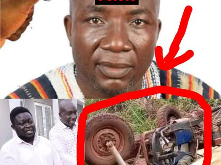 Secret Why Dead Yapei Kusawgu NPP Candidate's Widow Didn't Replace Him But Rather His Blood Brother.