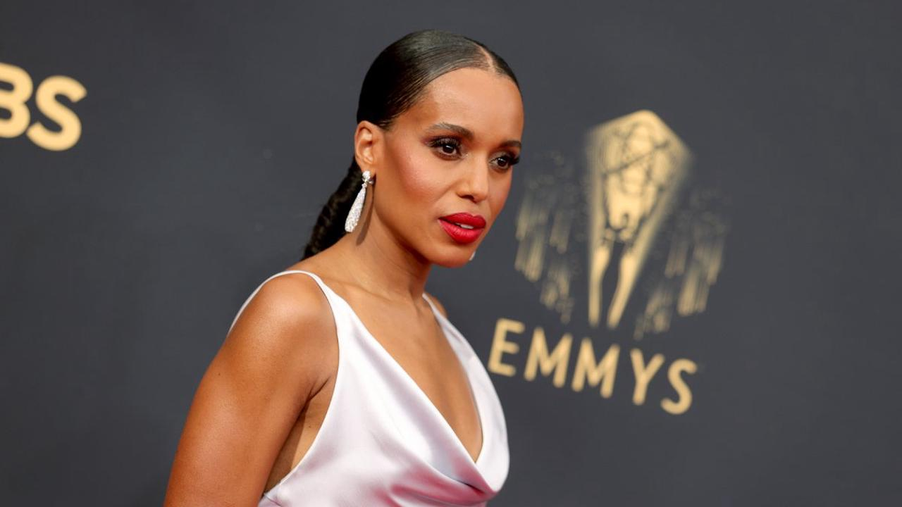 Kerry was a presenter at the 2021 Emmy Awards