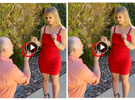 Video: Man Test His Girlfriend To Know If She's A Gold Digger By Proposing To Her With A Fake Ring