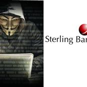 Hours After Anonymous Allegedly Hacked GTB, This Was What Sterling Bank Did That Got People Talking
