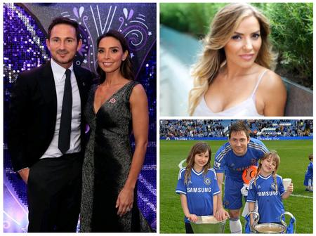 His Baby Mama, Wife & Adorable Daughters: Meet The Five(5) Women In Frank Lampard's Life (Photos)