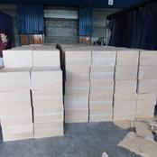 SANDF confiscates truck with R16 million smuggled Zim cigarettes in Limpopo