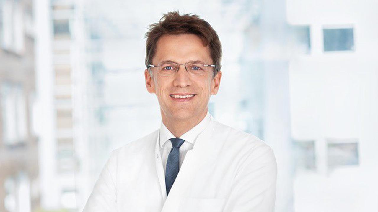 Prof. Dr. Egberts ist Chefarzt der Chirurgie im Israelitischen Krankenhaus (IK) ...