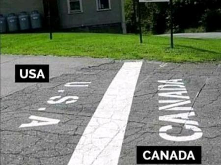 Some International Borders And The Countries They Separate (Photos)