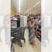 Woman Uses Underwear As A Mask At A Pick 'n' Pay Store: Video Goes Viral