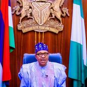 Davido, Wizkid, Apostle Suleman, Oshoala react to President Buhari's press release, See what they said