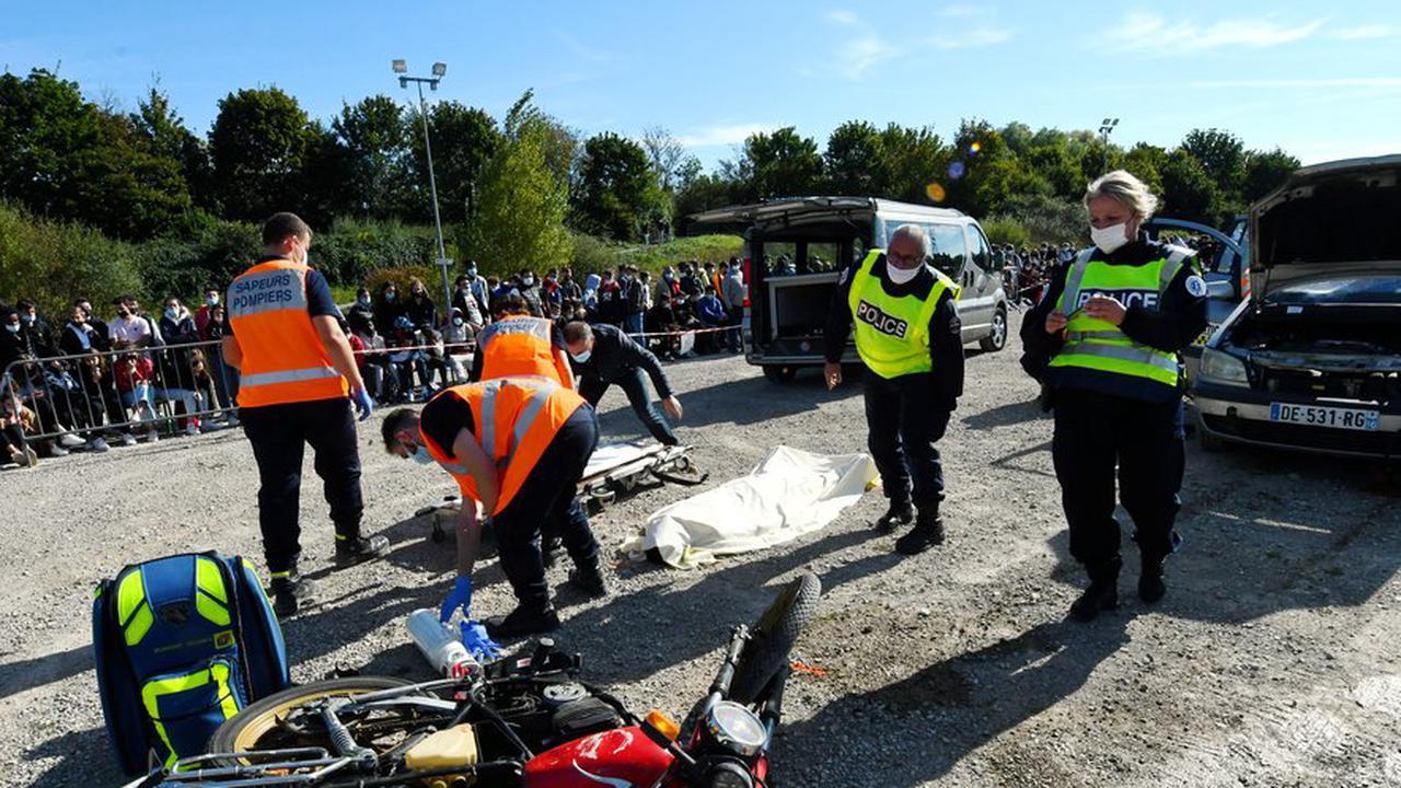 Rodez. Aveyron. Sécurité routière : sensibilisation choc pour frapper les esprits citoyens